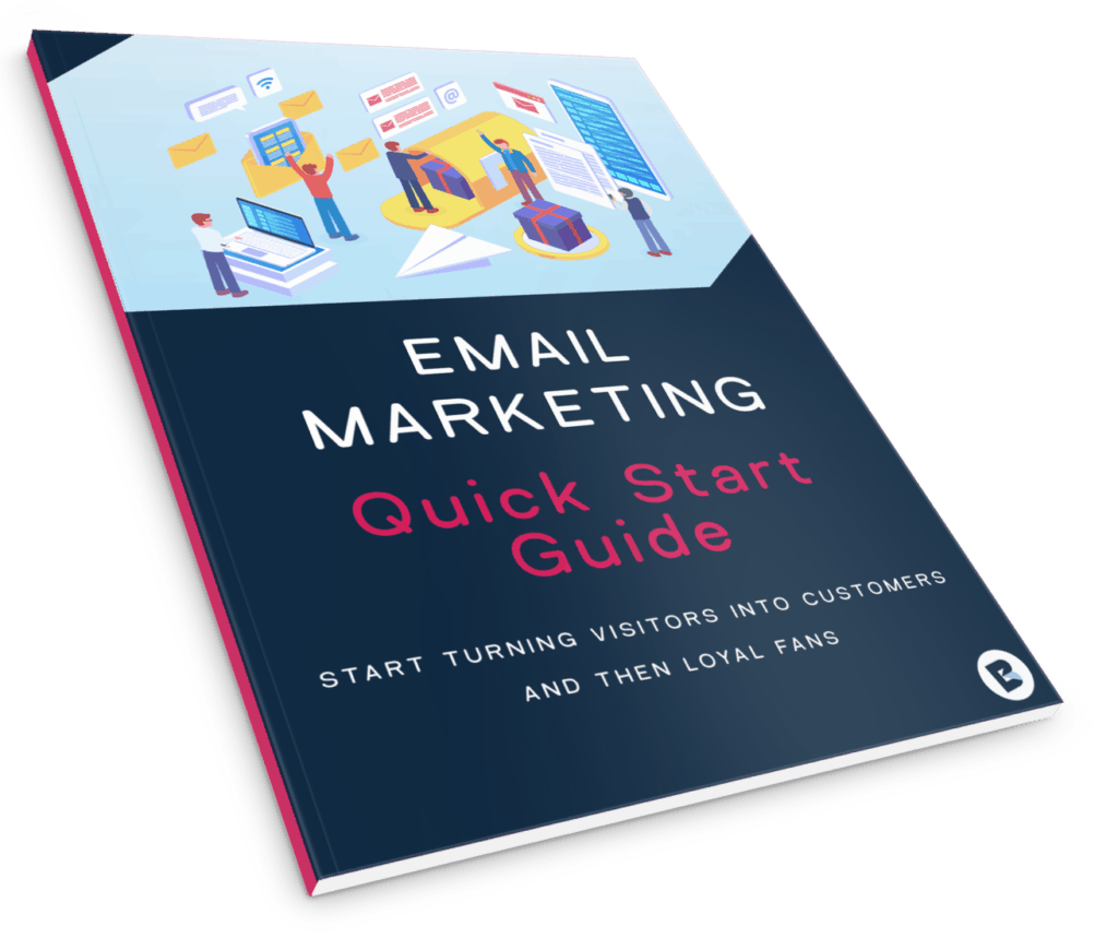 brilliant little business email marketing guide