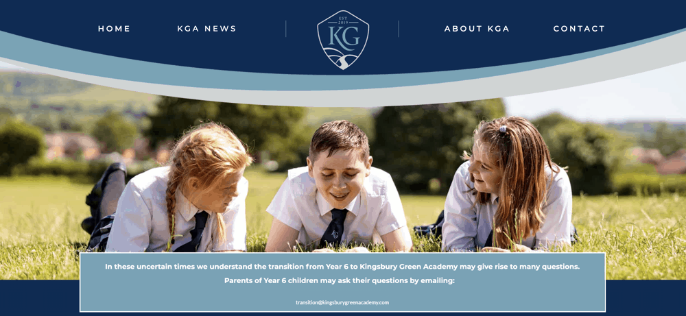 Kingsbury Green Academy